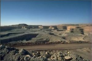 Imouraren uranium projects