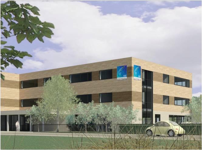 Extension et réhabilitation du Lycée Cours Notre Dame, Douvres la Délivrande