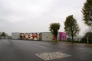 Extension et construction à Condé sur Vire (50)