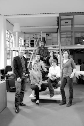 L'équipe d' ECIB-FABRICE DEROO